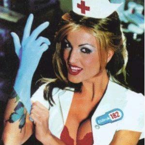 The Enema of the State CD Cover